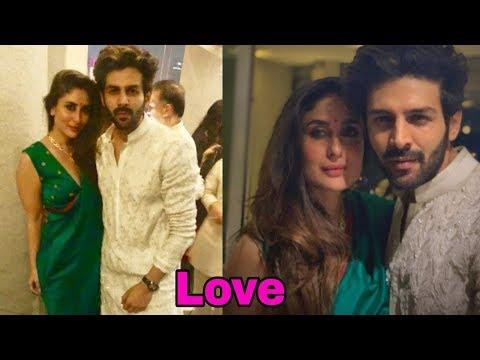 Shocking : Kareena Kapoor Khan is in love with Katrik Aryan  Latest