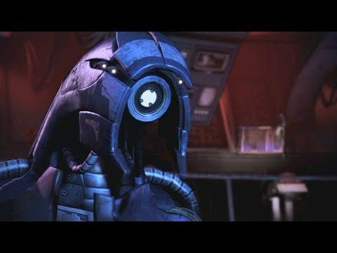 Mass Effect Trilogy: Shepard Is Such A Jerk