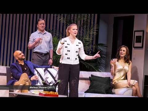 "Theater Talk - Amy Schumer on ""Meteor Shower""; plus Agosto Machado"