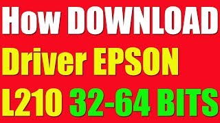 epson l210 printer drivers for windows 10