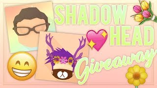 ROBLOX LIVE SHADOW HEAD PFP GIVEAWAY || Pickles' Edits