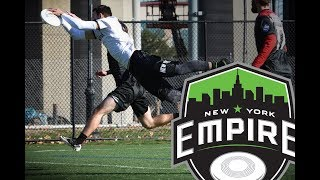 New York Empire Top 10 Plays of the 2017 Season