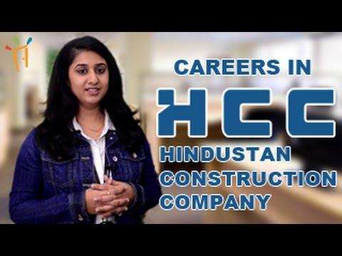 HCC- Hindustan Construction Company Recruitment Notification,Civil Jobs,Openings,Exam Dates, results