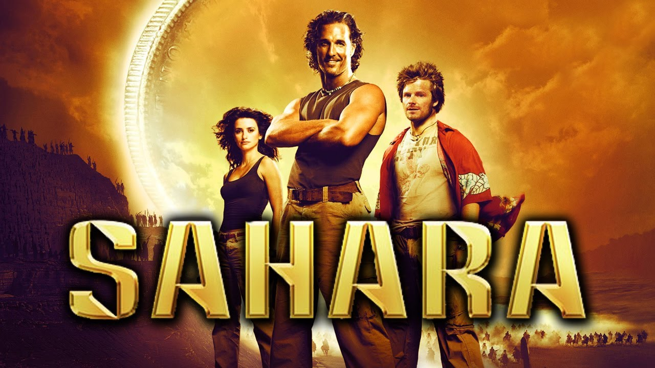Image result for SAHARA MOVIE