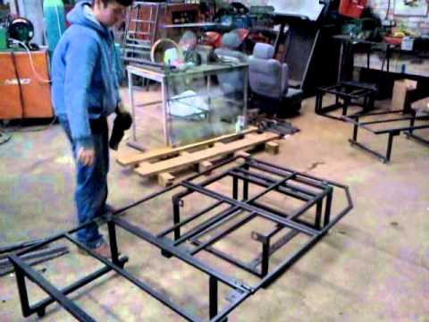 Free Plans For A Bed Frame