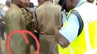 Did this cop steal from his boss during Sonko arrest?