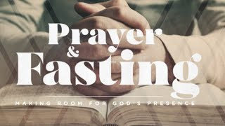 Fasting And Praying For Breakthrough Part 1 | Pastor Fah | Hod Network