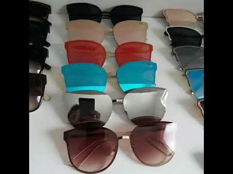 Fornecedor de Óculos no Atacado - YouTube 0ec86ee3aa