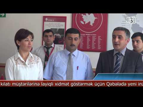 """""""FİNCA Azerbaijan"""" Qəbələdə yeni ofisini açdı"""