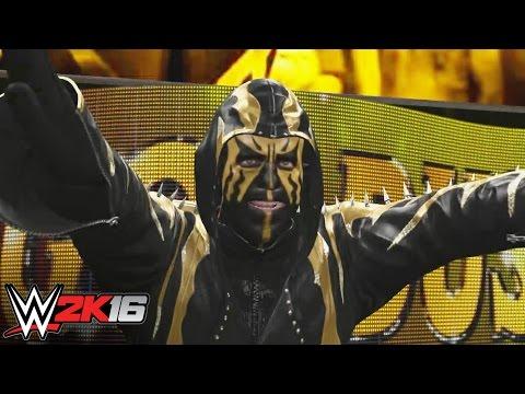 The Prince of Bizarre Matter: WWE 2K16 Entrance Mashups