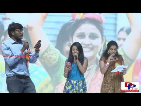 Poosina Puvvuna from Movie Bandook at Telangana Development Forum 1st Global Telanana Convention