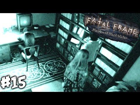 Fatal Frame: Maiden of Black Water   15   MIU IS A BADASS!