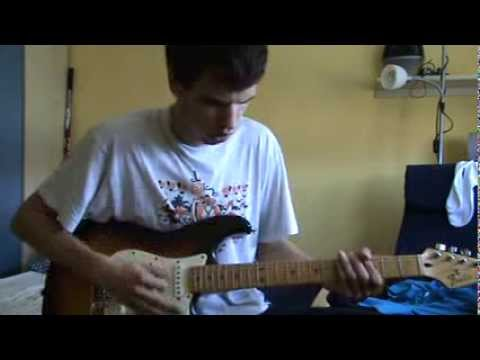 George Duke - Reach Out guitar cover - YouTube