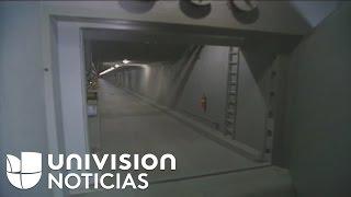 En Exclusiva: Univisión logra entrar a bunker de la Guerra Fría