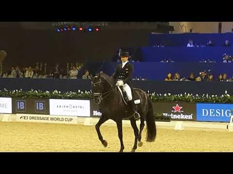 Jumping Amsterdam 2018; grand prix Edwards Gal.