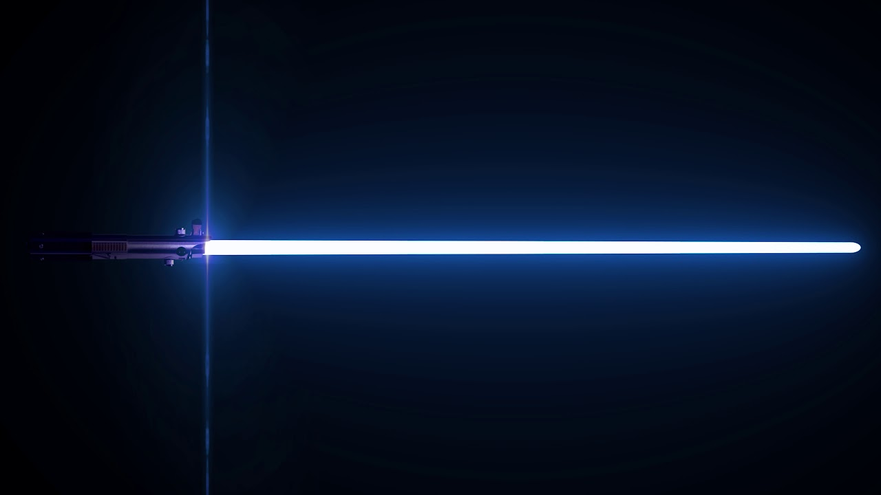 Anakin`s Lightsaber Ignition Video/Live