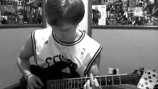 Marilyn Manson Slutgarden Guitar Cover