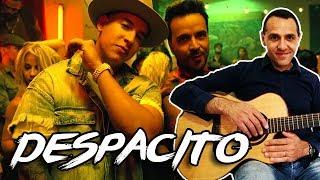 Despacito Easy Version - Muy Fácil en Guitarra