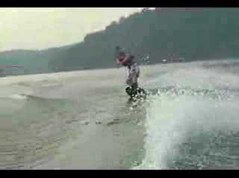 Wilson Getting Air wakeboarding