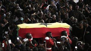 Kofi Annan inhumé au Ghana [No Comment]
