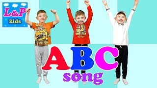 ABC Song Learn English Alphabet For Children with Nursery Rhymes