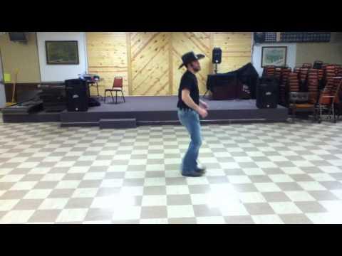 Cott Eyed Joe  Line Dance to Music