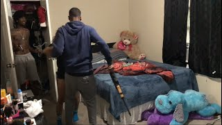 CHEATING ON BOYFRIEND WITH BROTHER PRANK (MUST WATCH)