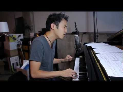 Paradise - Coldplay Music Video Modern Rock Cover by Jimmy Wong