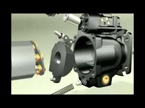 HYDRAULIC PUMP IN 3D