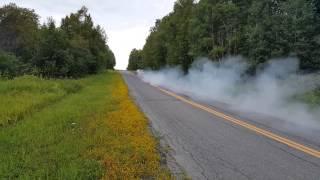 2004 CTS-V Burnout No Brakes