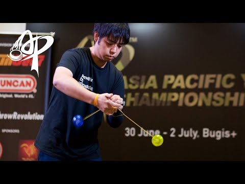 Wasakorn Lattilertwit (TH): 2A Division Finals - Asia Pacific Yo-yo Championships 2017