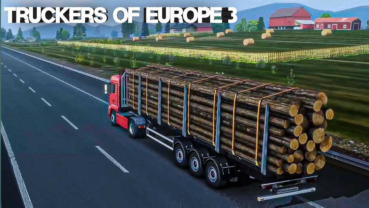 New❗Truckers of Europe 3 by Wanda Software | Gameplay Test Footage