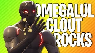 OMEGALUL CLOUT ROCKS | Fortnite Battle Royale