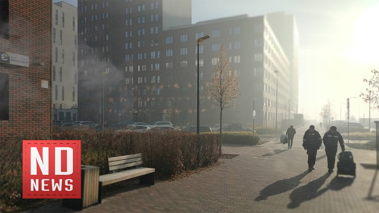 Солнечный окутал смог: людям нечем дышать