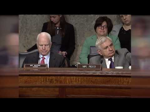 Senate Armed Services Committee Secretary of the Navy Confirmation Hearing , Part 2