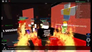 GUEST DESTROYS ON ROBLOX RAP BATTLES