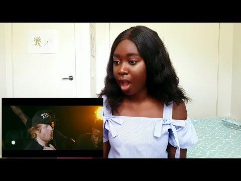 Reaction Video | Fuse ODG ft Ed Sheeran & Mugeez - Boa Me