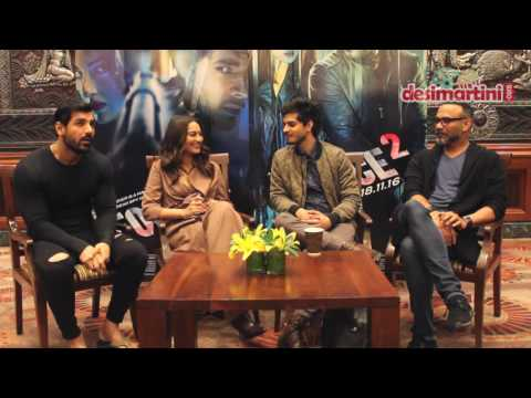 John Abraham and Sonakshi Sinha's Interview| Force 2 | Tahir Raj Bhasin | Director Abhinay Deo Mp3