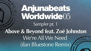 Above & Beyond feat Zoë Johnston -