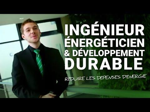 Métier de rêve ? ingénieur énergie et environnement