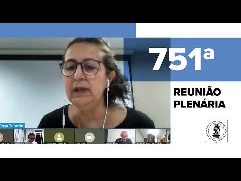 751ª Reunião Plenária - Crea-AL