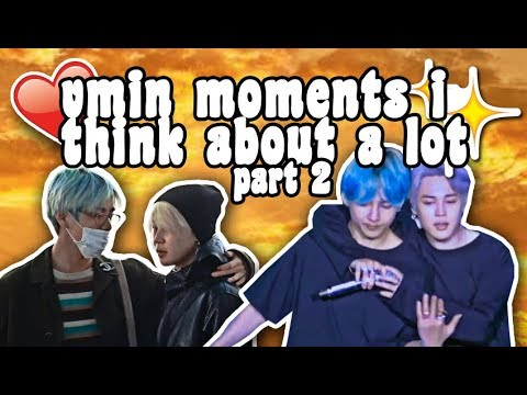vmin moments i think about a lot ↠ part 2