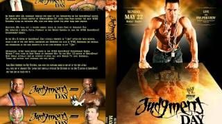 WWE Judgment Day 2005 Theme Song Full+HD