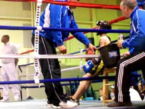 Ryan Dillman Boxing