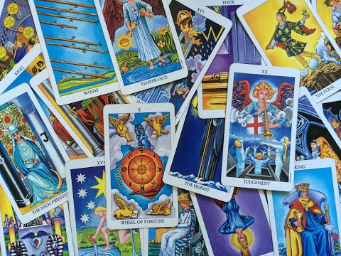 🔮 Secret Tarot Card Meanings Revealed! 🔮 Gregory Scott Tarot 🔮