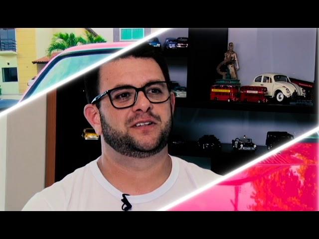 ESSA É MINHA TRIBO - CLUBE DO CARRO ANTIGO DO AMAZONAS - PAOLO CRUZ