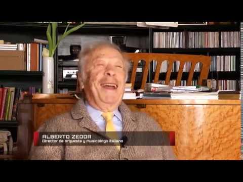 2017 Tribute to Alberto Zedda. La Voz de Galicia