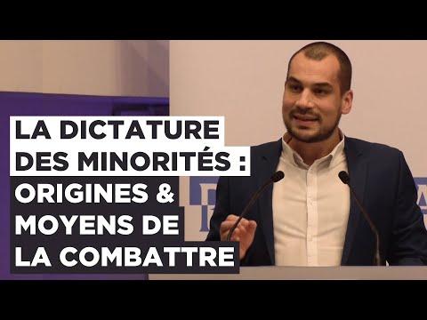 La dictature des minorités : origines et moyens de la combattre