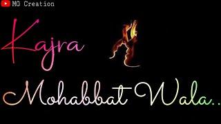 Duniya Hai Mere Piche Whatsapp Status😍 Kajra Mohabbat Wala Status😍 Love Whatsapp Status😍MG Creation