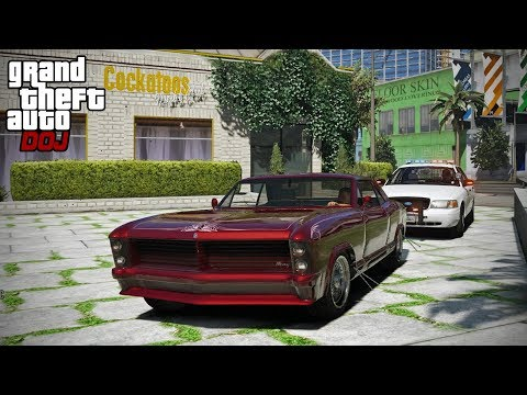 GTA 5 Roleplay  DOJ 287  Lowrider Life Criminal